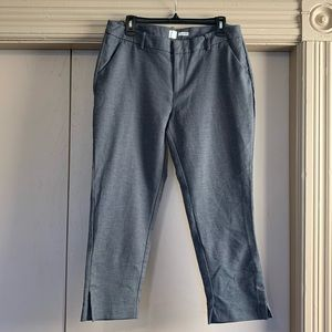 A New Day Gray Skinny Fit Trousers - Size 12